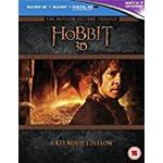 The hobbit trilogy blu ray Filmer The Hobbit Trilogy - Extended Edition [Blu-ray 3D] [2015] [Region Free]